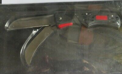 Couteau double lame de 17 cm POIDS avec emballage : 177 g LONGUEUR avec emballag
