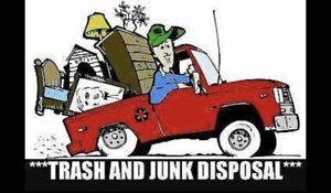 JUNK REMOVAL SERVICE   AFFORDABLE& RELIABLE