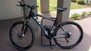 """Cube Mountain Bike Size 18"""" Augustine Heights Ipswich City Preview"""
