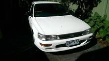 1994 Toyota Corolla Hatchback Rowville Knox Area Preview