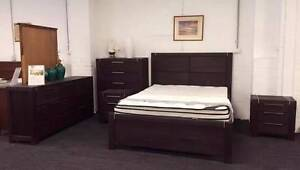 【30% OFF】Ralph Solid Acacia Queen/King Bedroom suite from Nunawading Whitehorse Area Preview