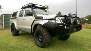Toyota Hilux SR5 4x4 Smithfield Playford Area Preview