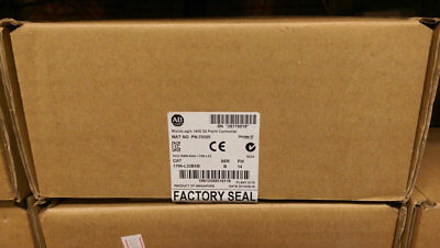 Allen Bradley 1766-l32bxb Micrologix 1400 Plc Series B New Factory Sealed
