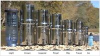 Berkey Water Systems > Bacteria Free Water All Day Long