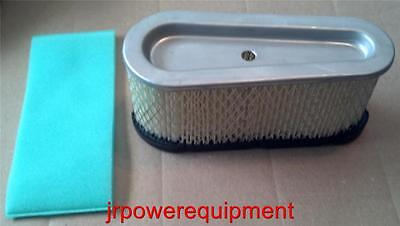 Air Filter Pre-cleaner (Briggs & Stratton Air Filter/ Pre-Cleaner (COMBO) 496894S & 272403S - SHIPS FREE)