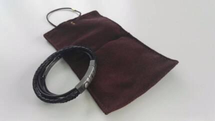 FOSSIL BRACELET - Ideal Christmas Gift - Never Worn - Male