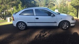 2001 Holden Astra SRI (automatic) Chain Valley Bay Wyong Area Preview