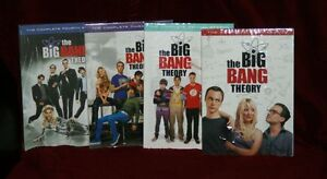 The-Big-Bang-Theory-Seasons-1-4-DVD-2011-4-Disc-Set