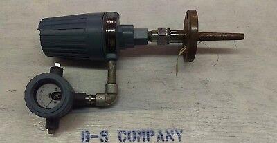 Foxboro Temperature Transmitter Rtt10-aqfls006-c - 0-300f 4-20ma