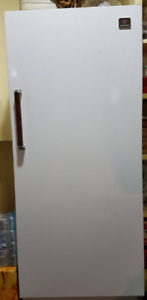 Apartment size refrigerator for sale.
