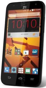 ZTE SPEED N9130 Cell phone nationwide sprint 4g LTE Boostmobile