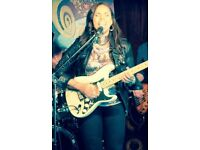 Pro Singer Available For Work With Pro Function Bands