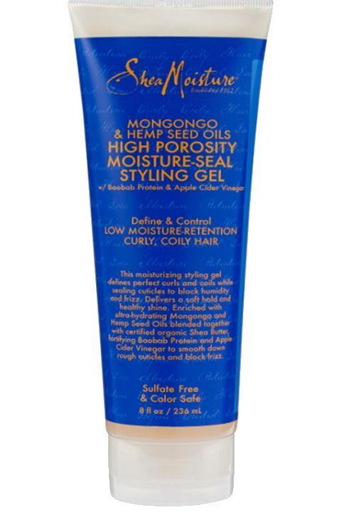 Mongongo & Hemp Seed Oils High Porosity Moisture-Seal Stylin