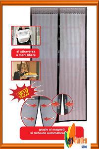 Zanzariera zanzariere magnetica per porta finestra con - Zanzariera porta finestra ...