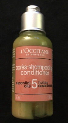 L'Occitane Shampooing CONDITIONER for DRY DAMAGED Hair Repair Strengthen 35ml NW ()