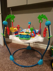 Baby Einstein jumper for sale