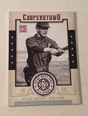 2015 Cooperstown Dead Ball Era All Stars WILLIE KELLER Yankees #12 Panini