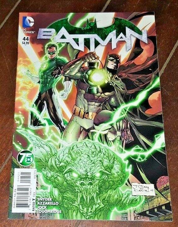 BATMAN #44 VARIANT EDITION