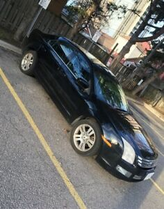 Ford Fusion 2008 v6 SEL / leather interior