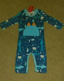 Baby play suit. 12 months.
