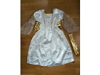 Nativity Angel's dress, age 5-7 years