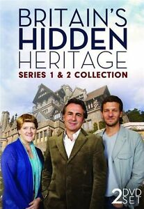 Britain's Hidden Heritage : Season 1-2 : NEW DVD
