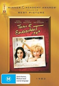 Terms of Endearment - DVD New & Sealed
