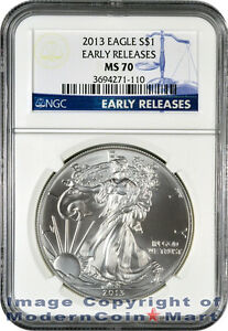 2013-1-Oz-Silver-American-Eagle-1-NGC-MS70-Early-Releases-SKU27354