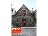 Head Chef required at Musa