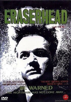 ERASERHEAD (1977) David Lynch [DVD] FAST SHIPPING