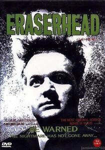 ERASERHEAD (1977) New Sealed DVD David Lynch