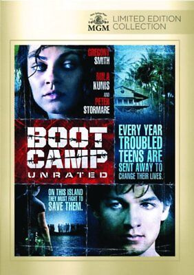 Boot Camp New Dvd