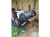 2 Solid American Smoker BBQ'S