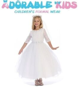 Brand New Flower Girl Dress or First Communion Dress