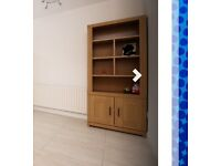 Bookcase shelfs and sideboard quick sale