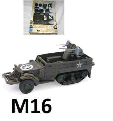 CLASSIC TANK MODEL KIT  M16 by New Ray