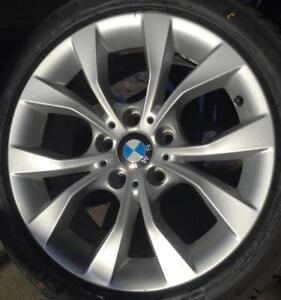 4 mags 17 d'origine  bmw very good condition