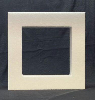 Styrofoam EPS Polystyrene Square WREATH 14