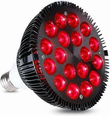 KINGBO 36W All Deep Red 660nm LED Grow Light Bulb For Indoor Plants Flowering