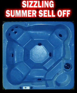 HOT TUB SUMMER SELL OFF    Spa's made in Edmonton