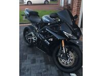 Daytona 675 low mileage - 10 plate