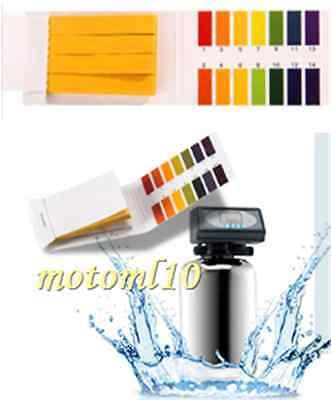 2 Set Of 80pcs Strips Ph Litmus Alkaline Test Paper Kit Lab Ph Test Paper Hot Mo
