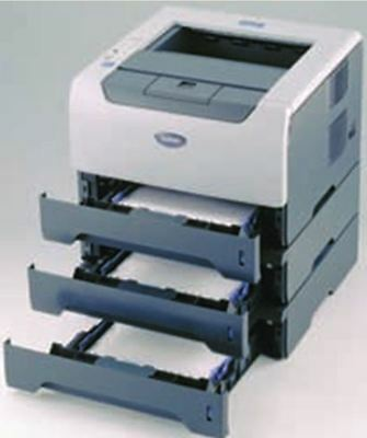Brother HL-5240tt A4 USB Parallel Mono Laser Printer HL-5240 +2TRAYS 5240 JM ()