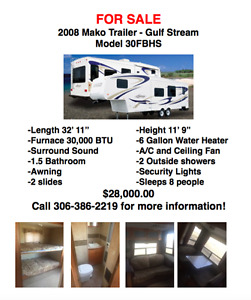 TRAILER FOR SALE- GREAT FOR A FAMILY