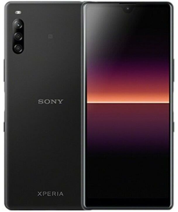 "Android Phone - Sony Xperia L4 Black XQ-AD51 - 64GB 6.2"" Triple Camera Smart Phone / Unlocked"