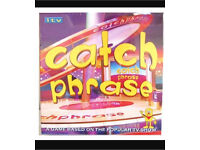 Brand new catchphrase board game