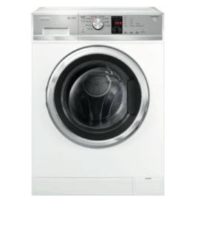 7.5kg fisher and paykell front loader washing machine, 6mths old