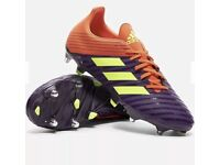 Adidas Malice (SG) Rugby / Football boots, Brand New With Tags, Size 9.5