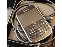 Blackberry bold 9900 touch & keypad