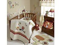 Nursery bedding - Mamas and Papas